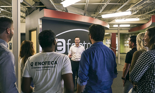 Ready, Set, Accelerate: Inside The eFactory's Accelerator Program