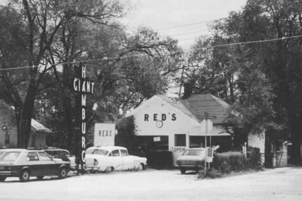 Red's Giant Hamburg was a Route 66 Staple