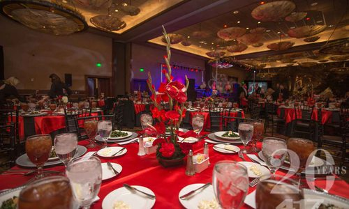 4th Annual Red Shoe Gala benefiting Ronald McDonald House Charities of the Ozarks