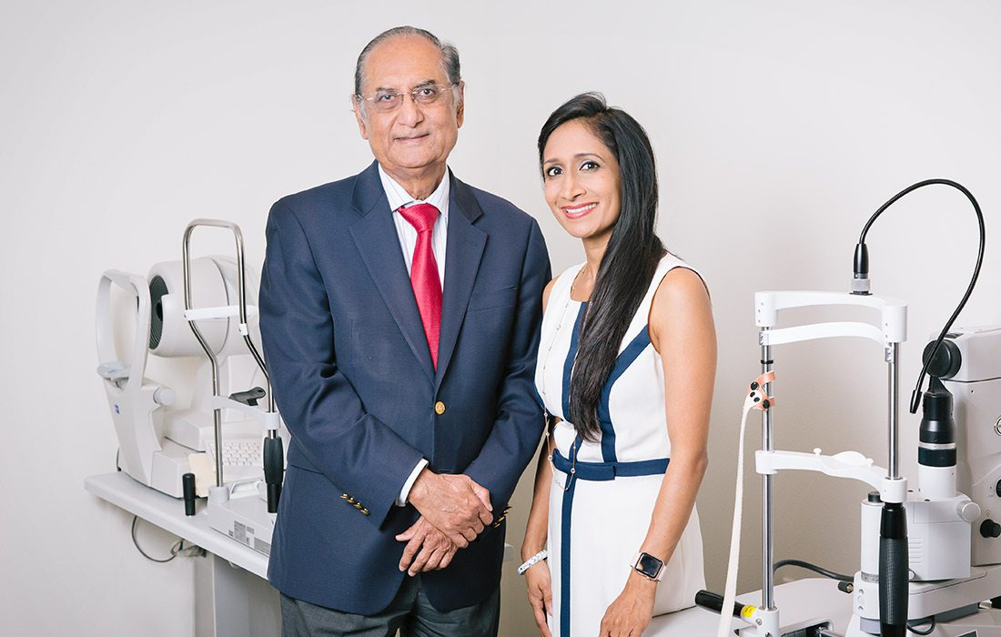 Dr. Ramesh Shah, MD & Dr. Heeral Shah, MD Ophthalmology in Joplin, Missouri