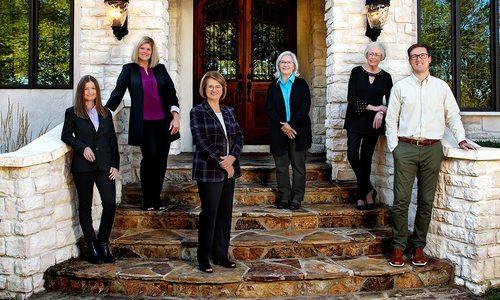 Realtor Ethel Curbow and her team