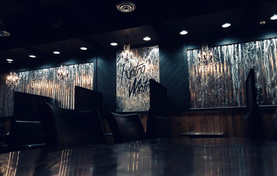 Retro Metro interior photo