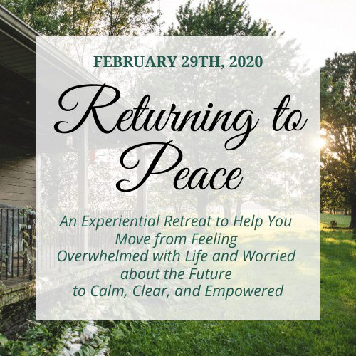 Returning to Peace Retreat
