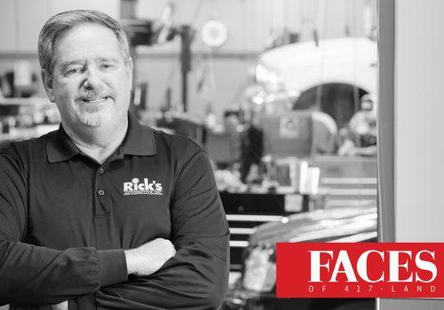 Rick's Automotive: 417 Magazine's Face of Automotive Services