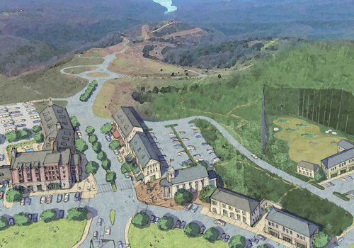 The Ridge at Table Rock Lake rendering