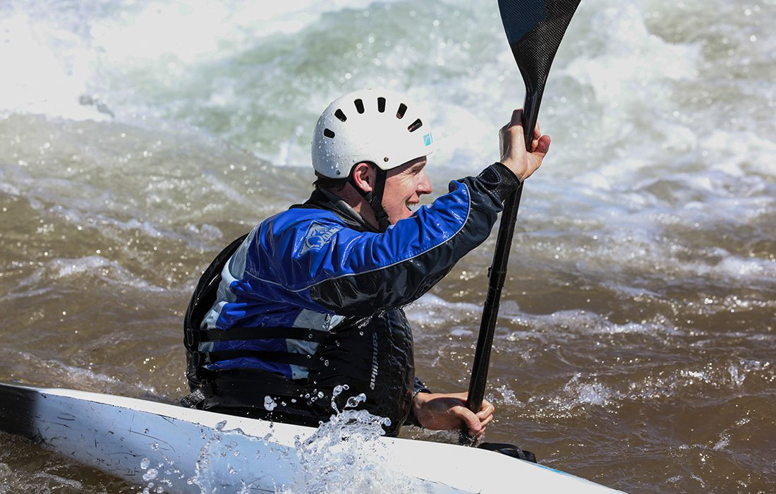 Riversport Rapids in Oklahoma City.