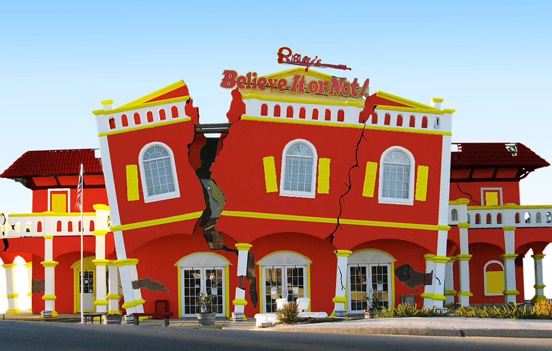 Ripley's Believe It or Not Branson MO