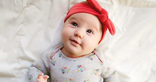 River Leigh Newsome Cutest Baby Finalist
