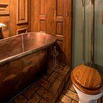 Slider Thumbnail: Rivercliff Estate Main Floor Bathroom