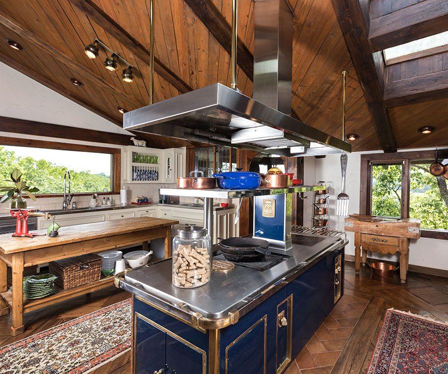 Rivercliff Estate Kitchen