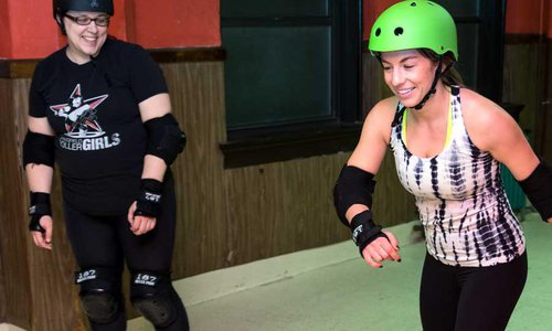 Rollin' With the Springfield Roller Girls