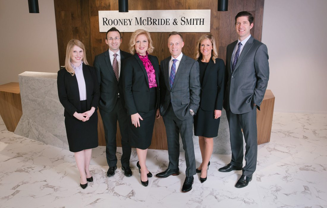 Rooney McBride & Smith is Powered by Women