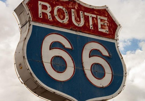 Route 66 Art Exhibition in Springfield