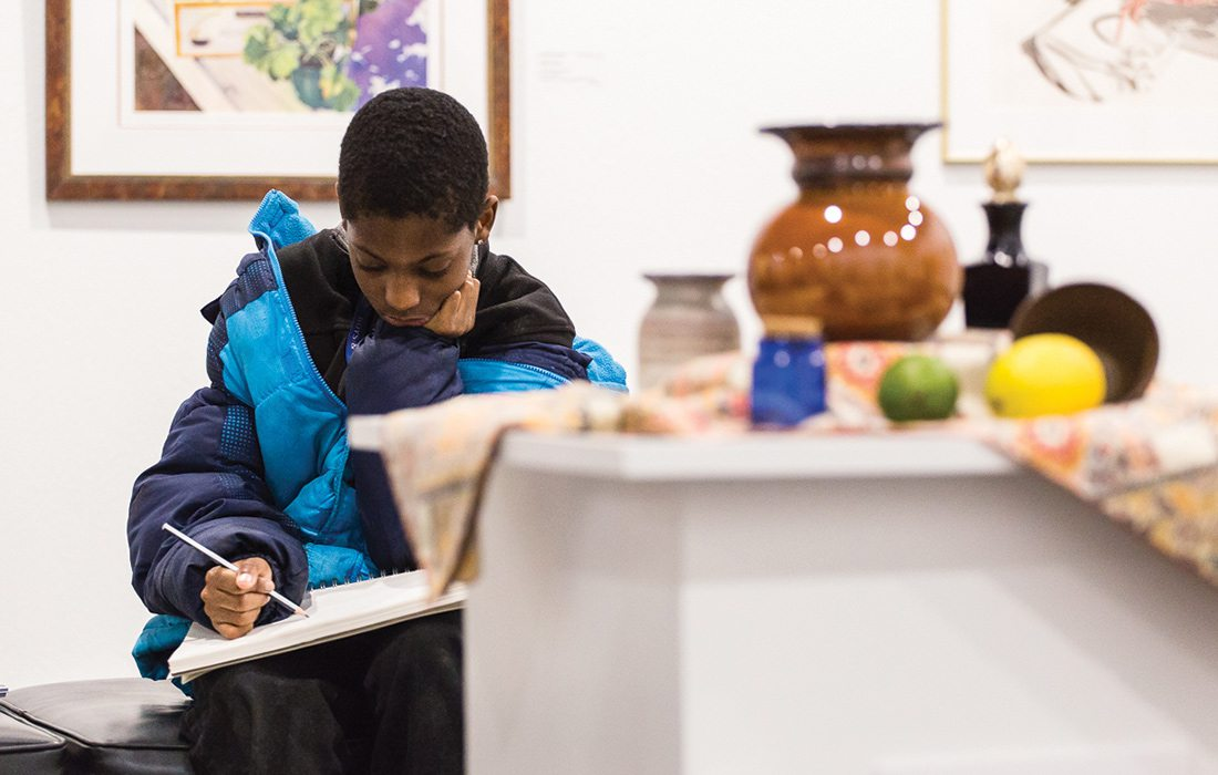 All-School Exhibition at the Springfield Art Museum