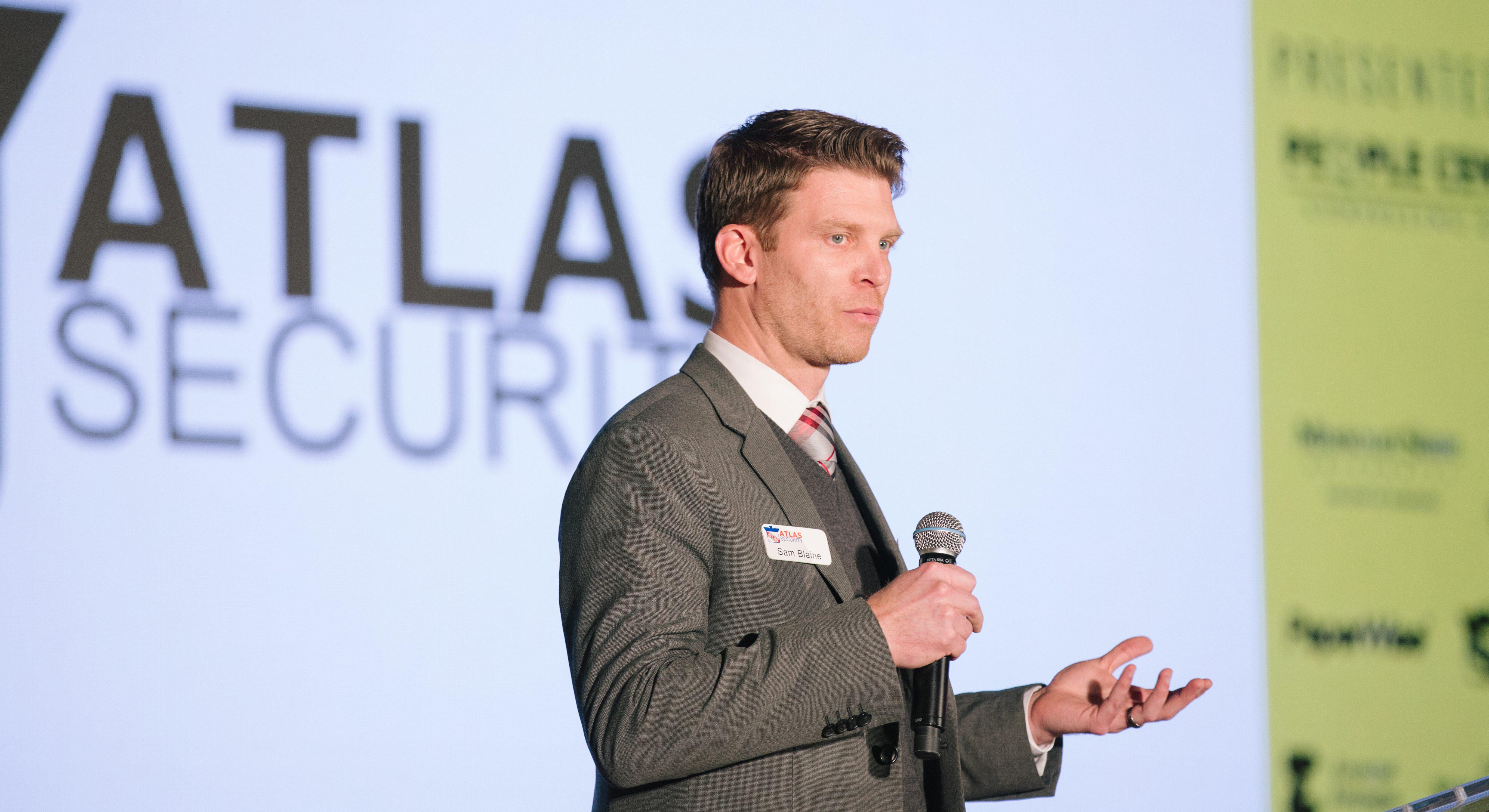 Atlas Security's Sam Blaine