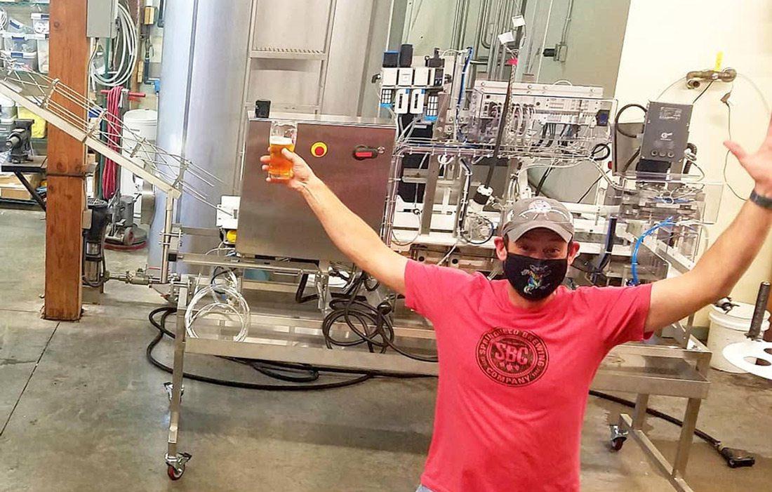 Springfield Brewing Company John Lundman