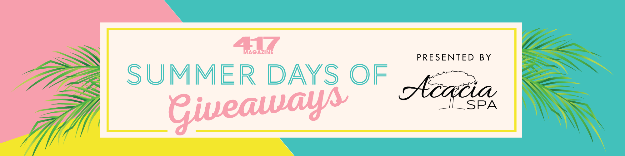 Wesh 14 days of giveaways and sweepstakes