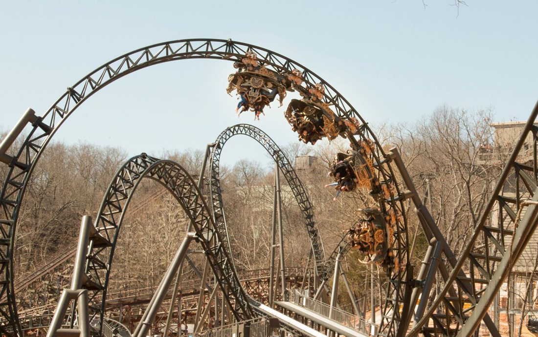 Silver Dollar City in Branson MO