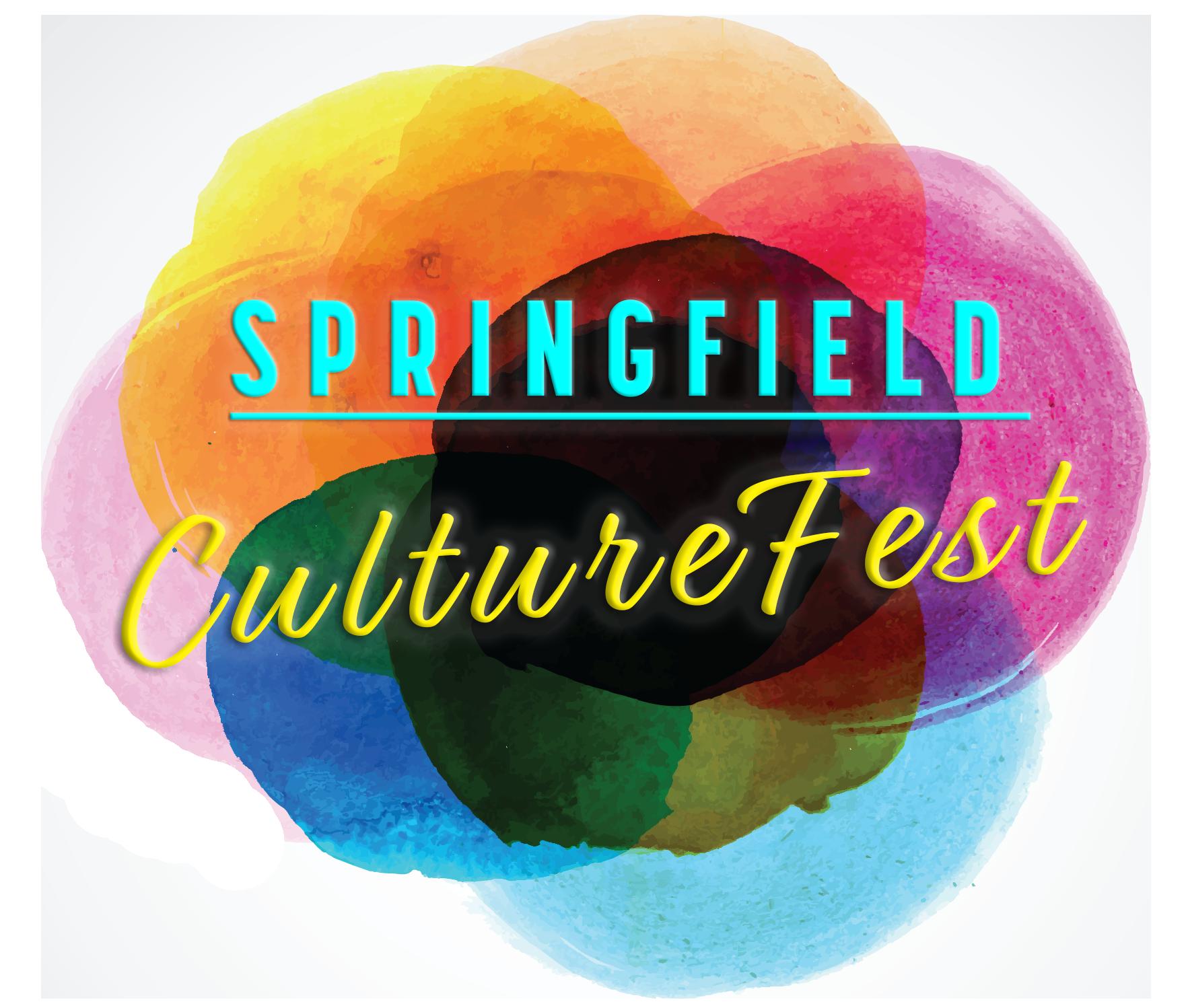 Springfield CultureFest logo