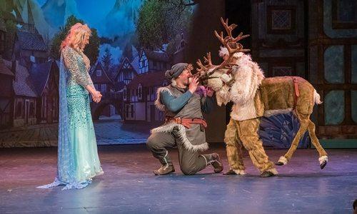 Frozen Jr. live at Springfield Little Theatre