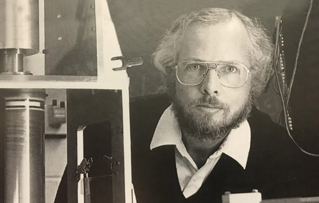 SPS Hall of Fame - 2019 - David Andereck Lab 1990 - CO Dr. David Andereck