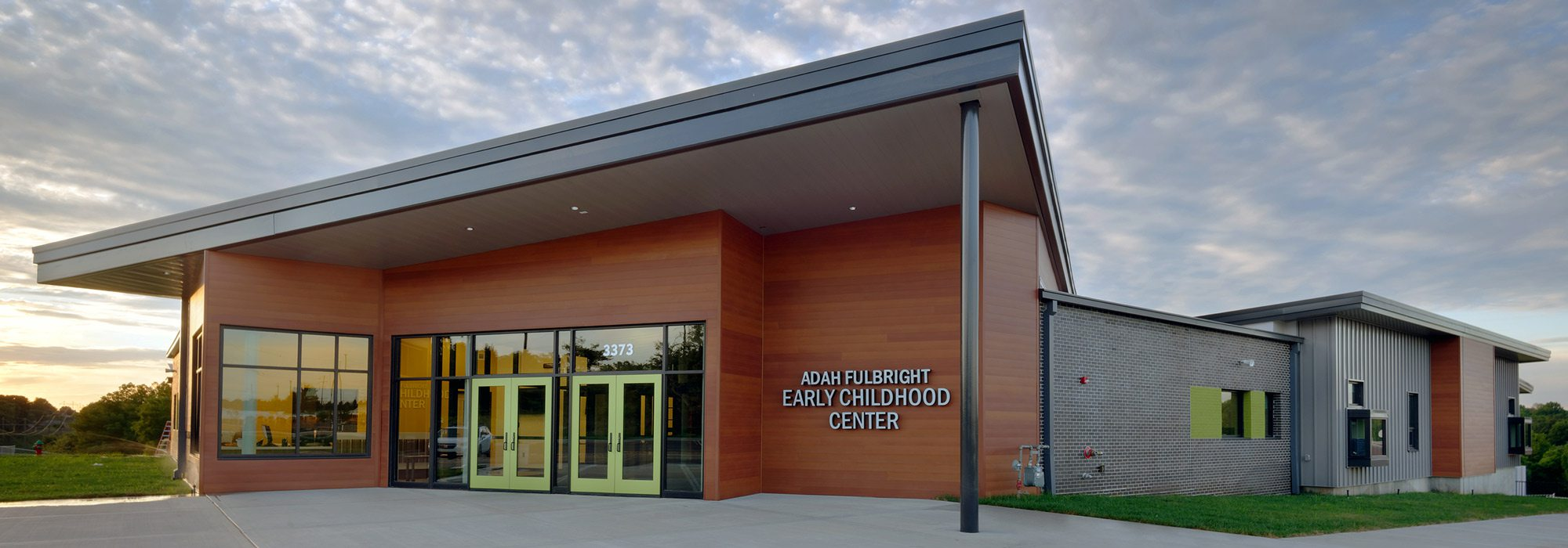 Adah Fulbright Center Exterior photo