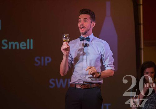 SRO presents Wine Lovers: The Musical