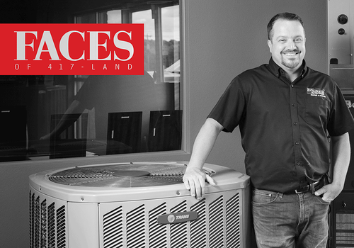 SS&B Heating & Cooling: 417 Magazine's Face of Heating & Cooling
