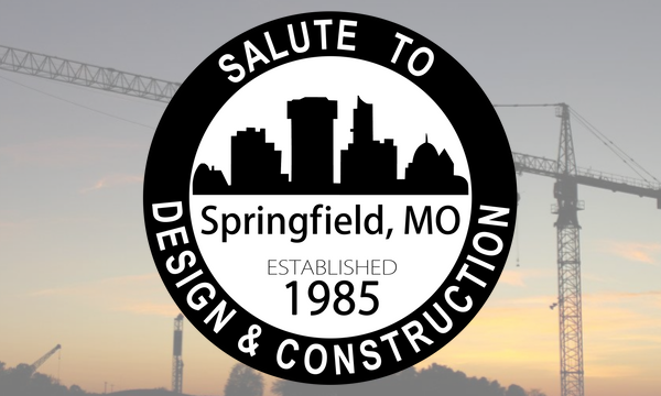 Design and construction award banquet in Springfield, MO