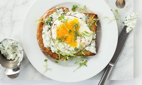 Saturday Morning Toast
