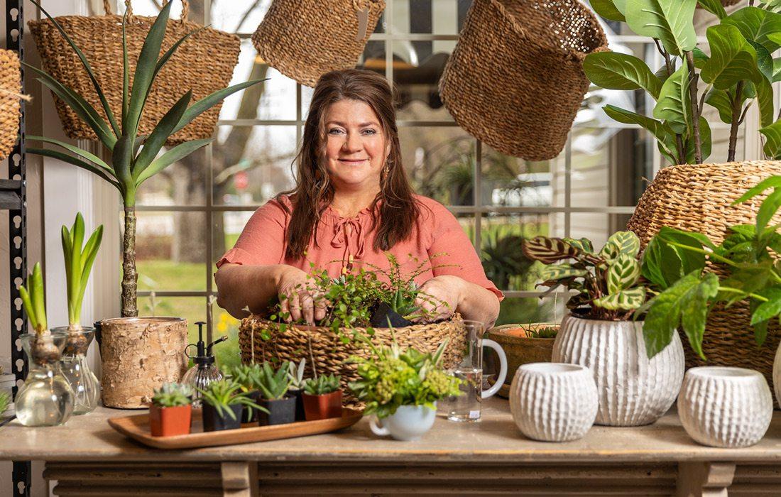 PINE owner Debra Moore