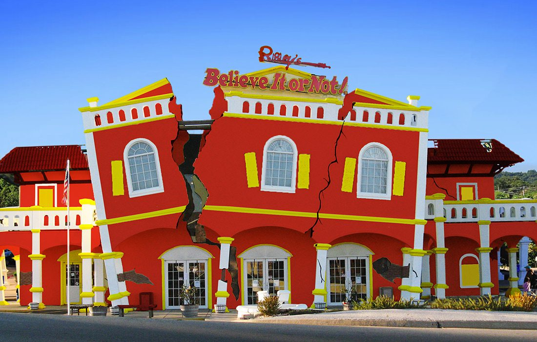 Ripley's Believe it Or Not exterior in Branson MO
