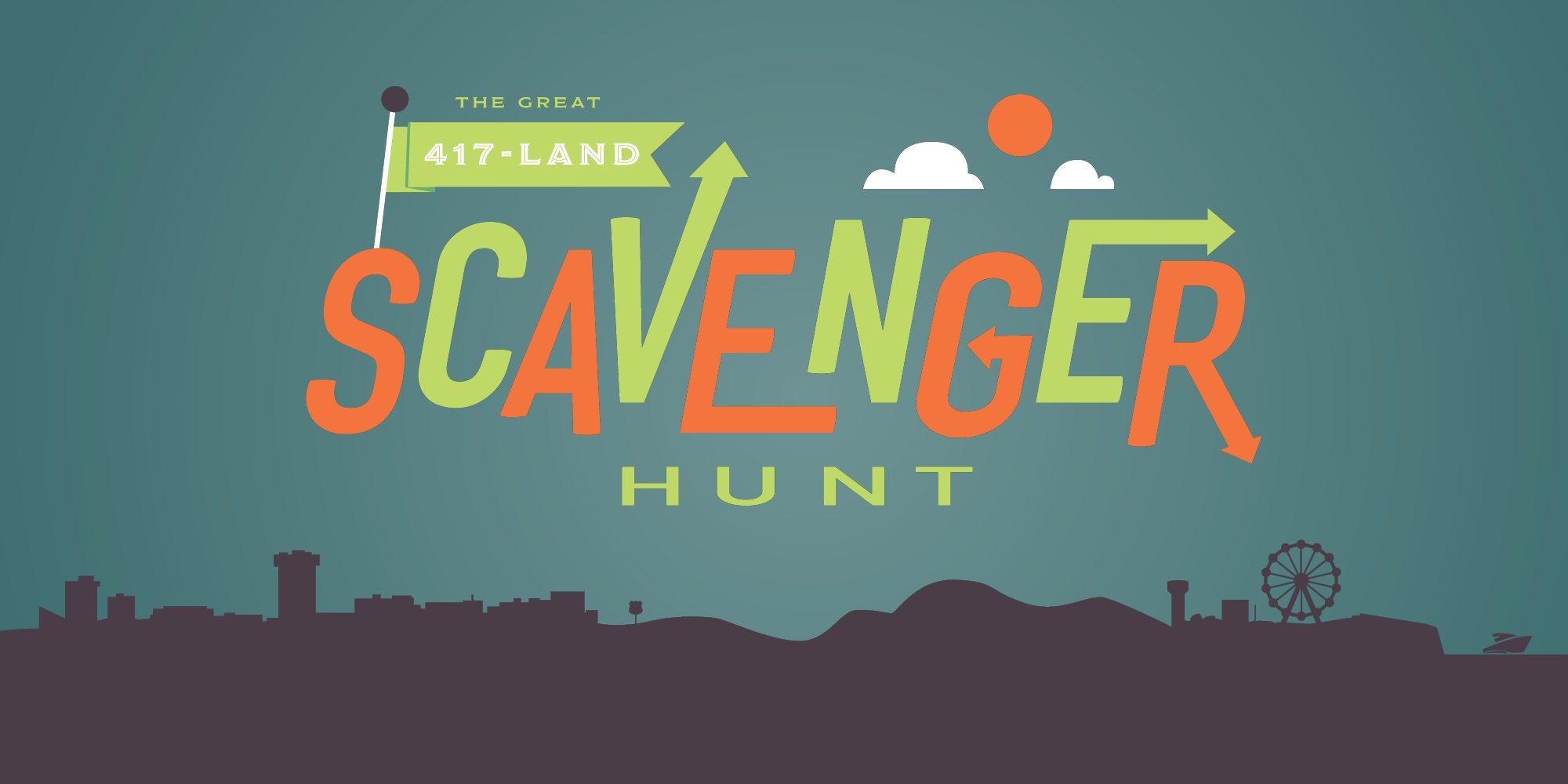 The Great 417-Land Scavenger Hunt