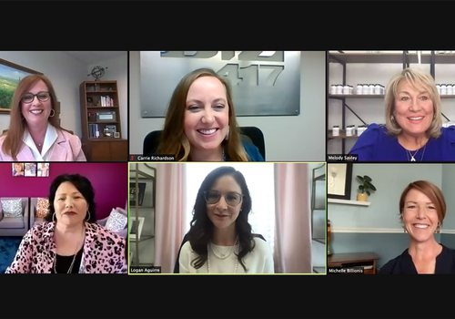 What You Missed at Women Who Mean Business Live screenshot