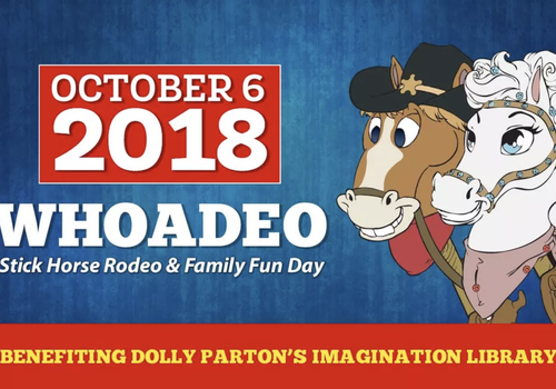 dolly parton's dixie stampede poster