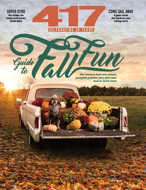 417 magazine september 2018 fall fun cover