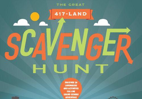 417 Magazine | The Great 417-Land Scavenger Hunt | September 2019