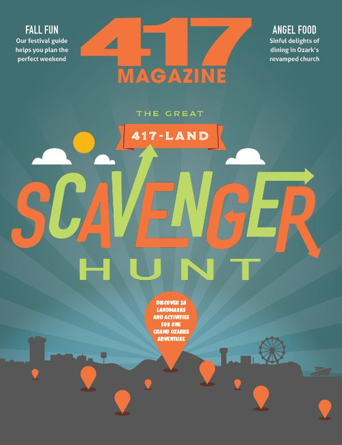 417 Magazine | The Great 417-Land Scavenger Hunt | September 2019