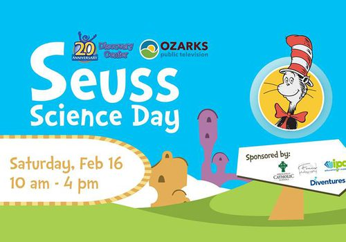 Dr. Seuss Science Day in Springfield, MO
