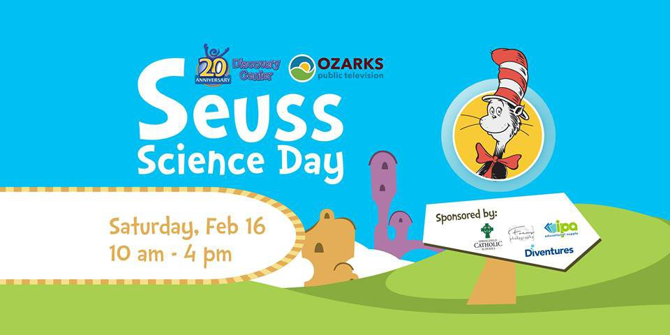 dr. suess science day