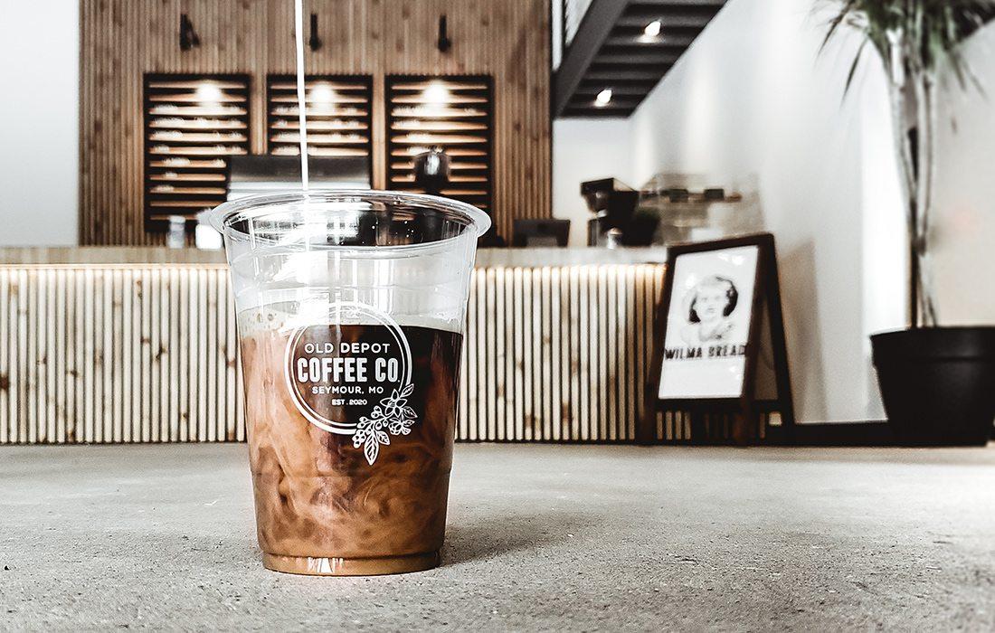 Old Depot Coffee Company Seymour MO