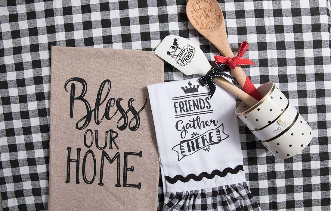 Kitchen home decor items