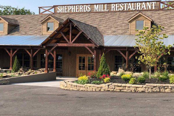 Shepherd's Mill Restaurant in Branson, MO