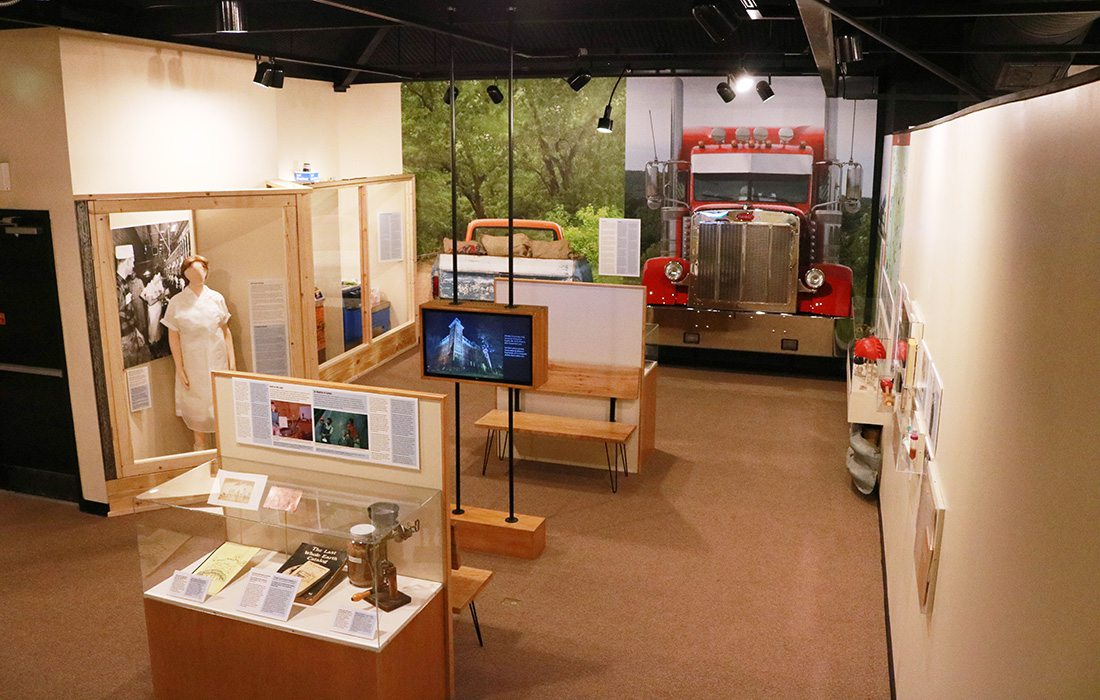 Shilo Museum of the Ozarks in Springdale AR