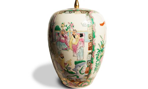 asian-influenced chinoiserie
