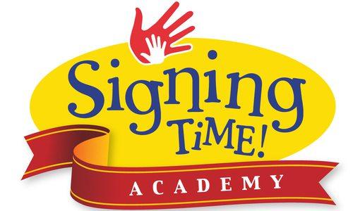 Signing Time Sign Language