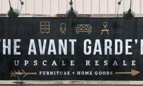 Sip 'N' Shop at The Avant Garde'n