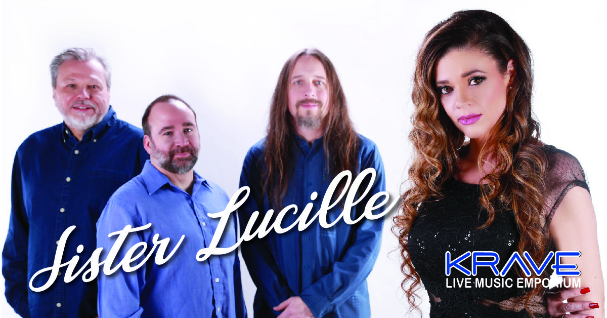 See Sister Lucille at Krave Music Emporium in Springfield, MO