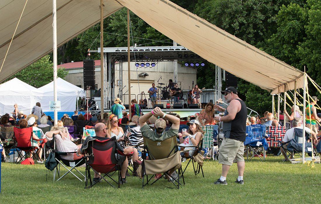 Rock House Musical Festival in Reeds Spring, Missouri