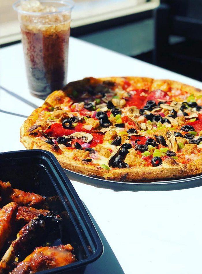 Missouri Pizza Company, St. James, Missouri